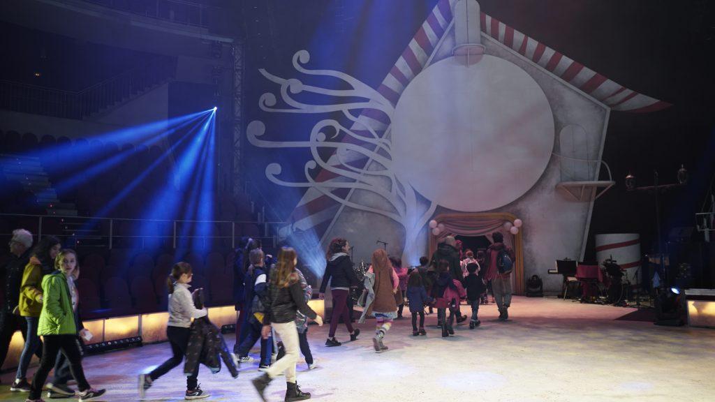 Escenografia Gospel Circus